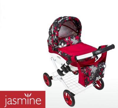 Kočárek pro panenky JASMINE Kids 18