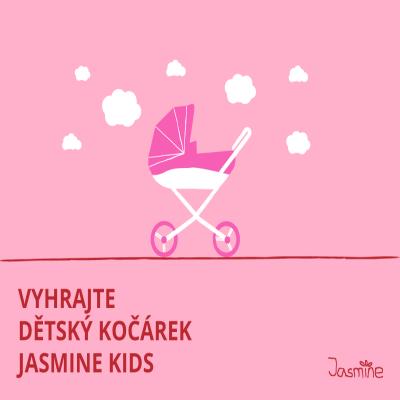 """Fotosoutěž pro děti: """"Vytvoř si svůj Jasmine"""""""