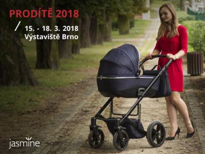 Přijďte nás navštívit na veletrh PRODÍTĚ v Brně - 1736055 - veletrh Prodítě Brno 2018