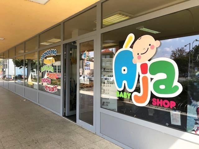 Jasmine doputoval nově do Ája Baby shopu v Přerově