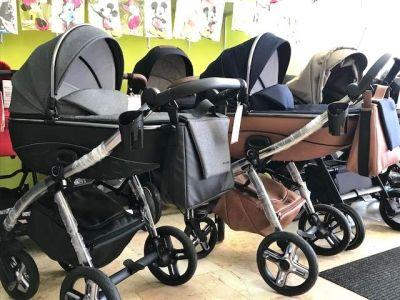 Jasmine doputoval nově do Ája Baby shopu v Přerově - 1736617 - kočárky Jasmine v Ája shopu Přerov