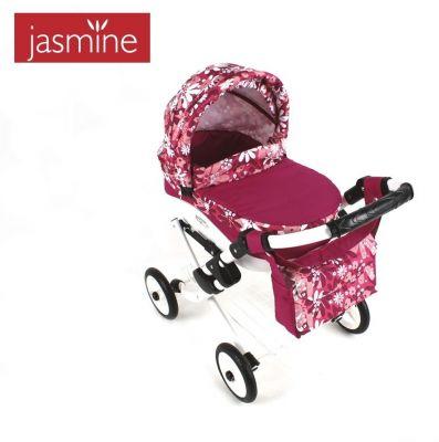 Kočárek pro panenky Jasmine Kids 21