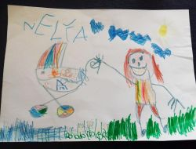 Nela - 5 let