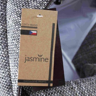 Kožený kočárek Jasmine Camino Vintage 01CH