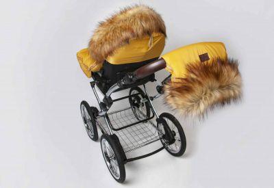 zimný fusak do športového kočíka