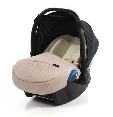 Autosedačka pro novorozence Jasmine Camino 02 béžová