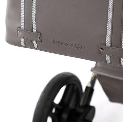 detail přebalovací tašky na kočárek Jasmine Bennetta Soft 04