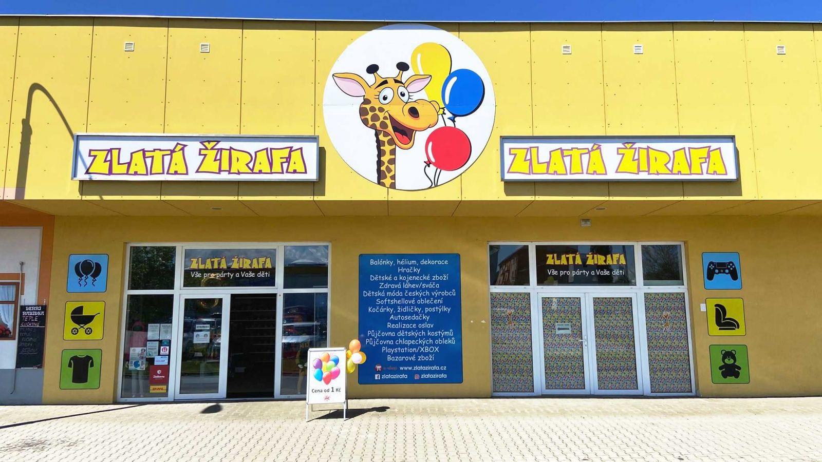 Kočárky Jasmine nově ve Zlaté Žirafě Klatovy